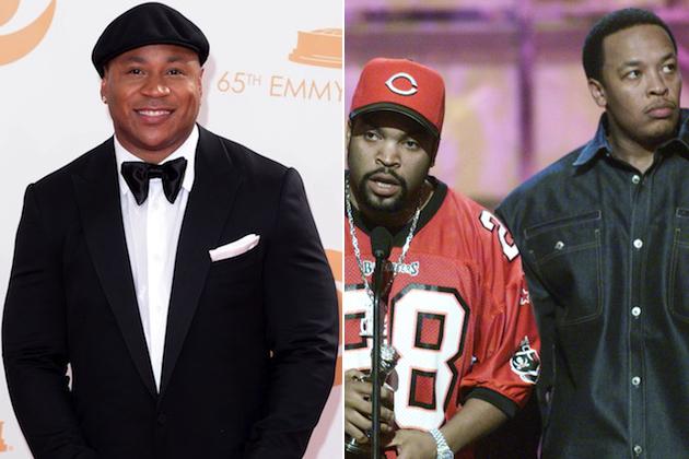 LL Cool J Ice Cube Dr. Dre